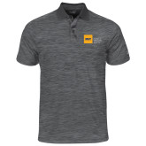 Under Armour Graphite Performance Polo-NYIT College of Osteopathic Medicine - Horizontal