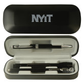 Black Roadster Gift Set-NYIT Engraved