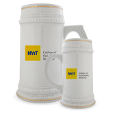 Full Color Decorative Ceramic Mug 22oz-NYIT College of Osteopathic Medicine - Horizontal