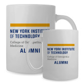 Alumni Full Color White Mug 15oz-Aumni