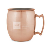 Copper Mug 16oz-NYIT College of Osteopathic Medicine - Horizontal Engraved