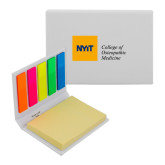 Micro Sticky Book-NYIT College of Osteopathic Medicine - Horizontal