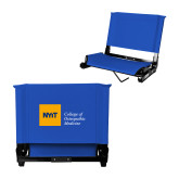 Stadium Chair Royal-NYIT College of Osteopathic Medicine - Horizontal