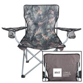 Hunt Valley Camo Captains Chair-NYIT College of Osteopathic Medicine - Horizontal