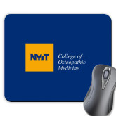 Full Color Mousepad-NYIT College of Osteopathic Medicine - Horizontal