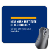 Full Color Mousepad-NYIT College of Osteopathic Medicine - Horiontal