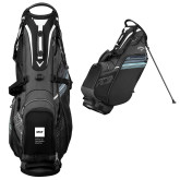 Callaway Hyper Lite 3 Black Stand Bag-NYIT College of Osteopathic Medicine - Vertical