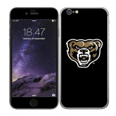iPhone 6 Skin-Grizzly Head