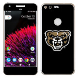 Google Pixel Skin-Grizzly Head