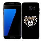 Samsung Galaxy S7 Edge Skin-Grizzly Head