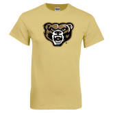 Champion Vegas Gold T Shirt-Grizzly Head
