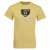 Champion Vegas Gold T Shirt-Alumni
