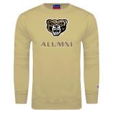 Champion Vegas Gold Fleece Crew-Alumni