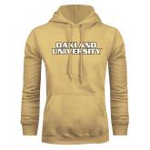 Champion Vegas Gold Fleece Hoodie-Oakland University