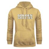 Champion Vegas Gold Fleece Hoodie-Golden Grizzlies Stacked