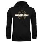 Black Fleece Hoodie-Golden Grizzlies Basketball Lines
