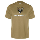 Performance Vegas Gold Tee-Baseball