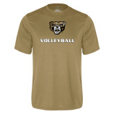 Syntrel Performance Vegas Gold Tee-Volleyball