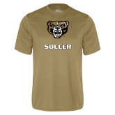 Syntrel Performance Vegas Gold Tee-Soccer