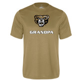 Performance Vegas Gold Tee-Grandpa