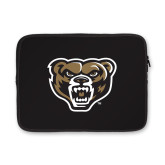 13 inch Neoprene Laptop Sleeve-Grizzly Head