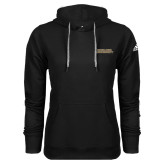 Adidas Climawarm Black Team Issue Hoodie-Oakland University