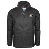 Columbia Mighty LITE Black Jacket-Grizzly Head