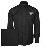 Red House Black Herringbone Long Sleeve Shirt-Grizzly Head