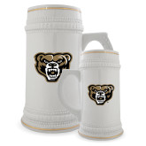 Full Color Decorative Ceramic Mug 22oz-Grizzly Head