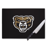 Cutting Board-Grizzly Head