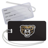 Luggage Tag-Grizzly Head