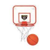 Mini Basketball & Hoop Set-Grizzly Head