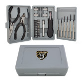 Compact 26 Piece Deluxe Tool Kit-Grizzly Head