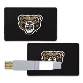 Card USB Drive 4GB-Grizzly Head