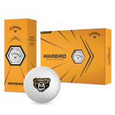 Nike Power Distance Golf Balls 12/pkg-Grizzly Head