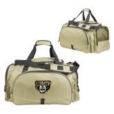 Challenger Team Vegas Gold Sport Bag-Grizzly Head