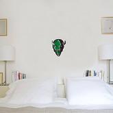 6 in x 1 ft Fan WallSkinz-Charging Bison