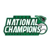 Medium Decal-2017 NCCAA National Baseball Champions