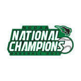 Small Decal-2017 NCCAA National Baseball Champions