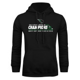 Black Fleece Hoodie-NCCAA National Champions Mens Outdoor Track and Field