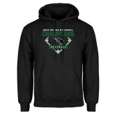 Black Fleece Hoodie-2017 NCCAA National Softball Champions