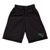 Russell Performance Black 9 Inch Short w/Pockets-Power Bison