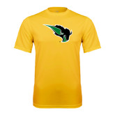 Syntrel Performance Gold Tee-Power Bison