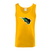 Gold Tank Top-Power Bison