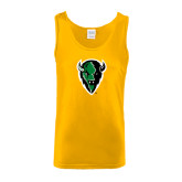 Gold Tank Top-Charging Bison
