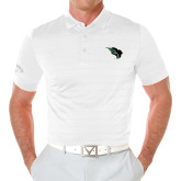 Callaway Opti Vent White Polo-Power Bison