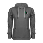 Adidas Climawarm Charcoal Team Issue Hoodie-Power Bison