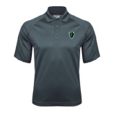 Charcoal Dri Mesh Pro Polo-Charging Bison