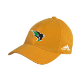 Adidas Gold Slouch Unstructured Low Profile Hat-Power Bison