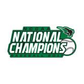 Small Magnet-2017 NCCAA National Baseball Champions